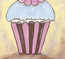 Cup Cake by Deb Coats