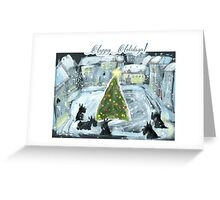 Happy Holidays _TM 1 Greeting Card