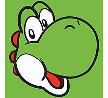 Yoshi Super Mario World Photographic Print
