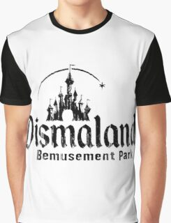 Dismaland - Banksy! Graphic T-Shirt
