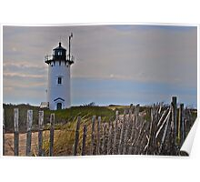 New England Light Poster