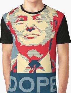 trump dope Graphic T-Shirt