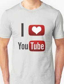 I Heart Youtube! T-Shirt