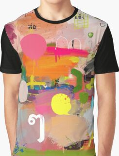 messages 013 Graphic T-Shirt