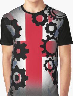 Steampunk UK Graphic T-Shirt