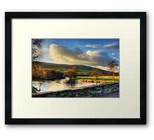 River Tay Framed Print