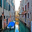 Venice Canal by bamorris
