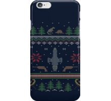Ugly Firefly Christmas Sweater iPhone Case/Skin