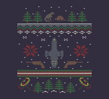 Ugly Firefly Christmas Sweater T-Shirt
