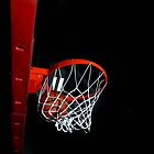 Basketball Swoosh by 41003