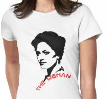 Irene Adler Womens Fitted T-Shirt