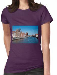Gdansk ( Danzig ) - Poland   Womens Fitted T-Shirt