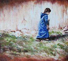 Little Djellaba by Vanessa Zakas