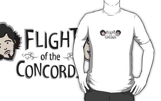 Flight of the Concords by Kriek