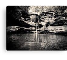 Hocking Hills - Upper Falls  Canvas Print