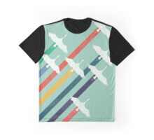 The Cranes Graphic T-Shirt