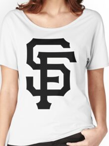 Giants Women's Relaxed Fit T-Shirt