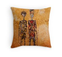 VAN DIEMENS LAND V Throw Pillow