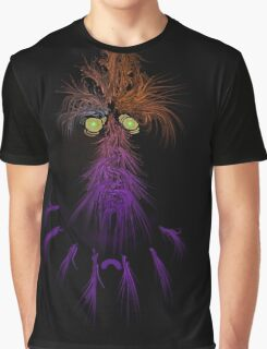 Lurking in the darkness Graphic T-Shirt