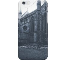 St. Mary Abbot iPhone Case/Skin