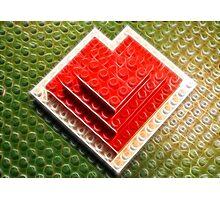 Lego Love 1 Photographic Print