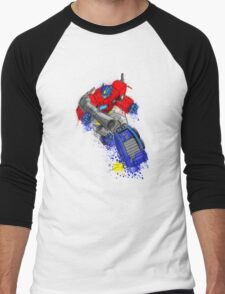 Freedom is the right of all sentient beings. Men's Baseball ¾ T-Shirt