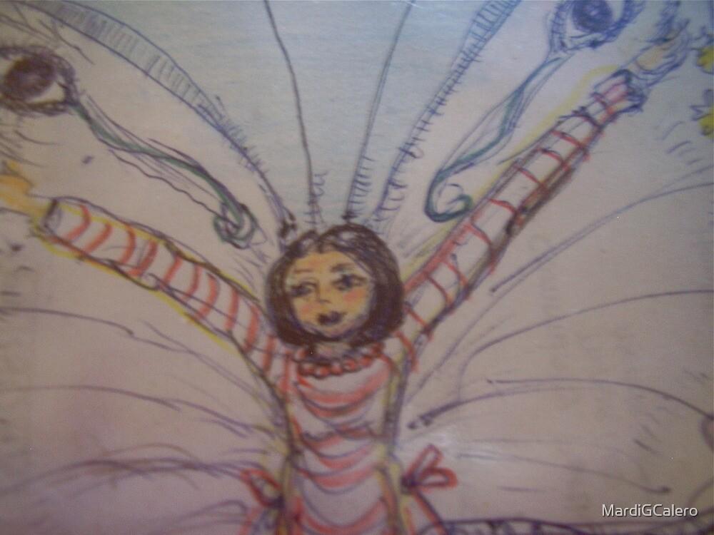Lili Fairey by MardiGCalero