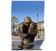 Zulo, Cartagena, Spain Poster