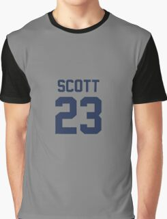 One Tree Hill - Nathan's Jersey Graphic T-Shirt