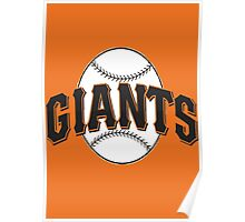 Giants Poster