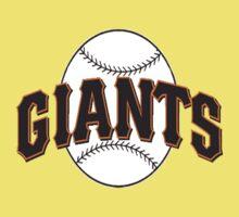 Giants Baby Tee