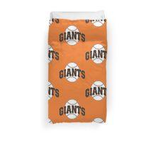 Giants Duvet Cover