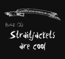 deadbunneh asylum - straitjackets are cool by Dave Brogden