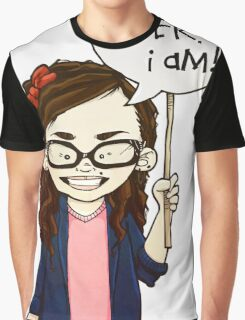 Geek I am ! Graphic T-Shirt