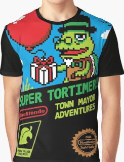 SUPER TORTIMER! Graphic T-Shirt