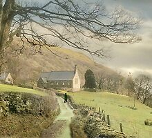 The Road To St Mary's by patrixpix