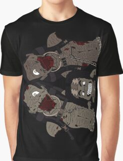 Michonne & her Pets Graphic T-Shirt