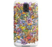 Pokemons Samsung Galaxy Case/Skin