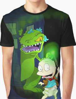 Doctor Pickles Graphic T-Shirt