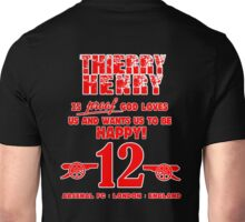 Thierry Henry Unisex T-Shirt