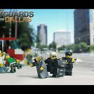 Lego Bodyguards 3 by Shobrick