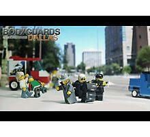 Lego Bodyguards 3 Photographic Print