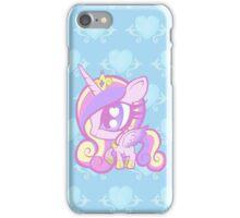 Weeny My Little Pony- Princess Cadence iPhone Case/Skin