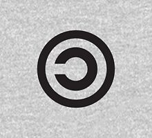 Copyleft Symbol - Support the Free Web! Unisex T-Shirt