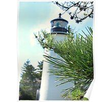 Newburyport Lighthouse 3 Poster