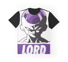 OBEY FRIEZA Graphic T-Shirt