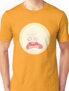Screaming Sun - Rick and Morty Unisex T-Shirt