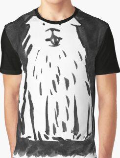fluffy dog Graphic T-Shirt