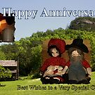 Anniversary ~ Dolls from Gladie Creek by SummerJade