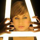 neon lizzie by jon  daly